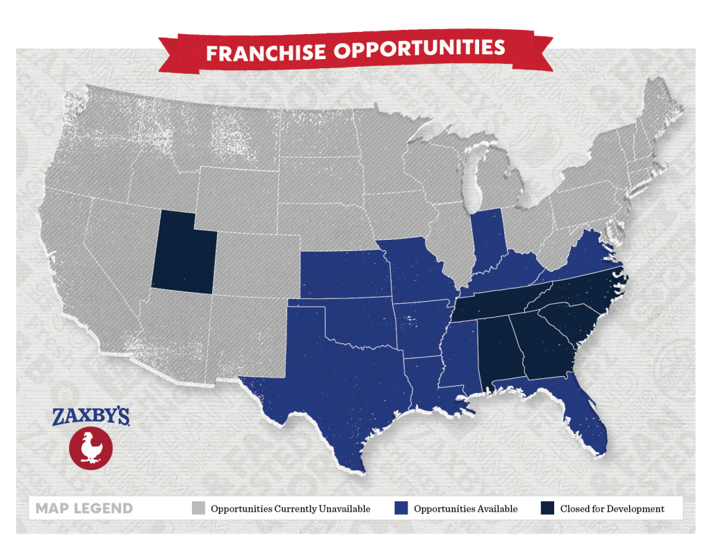 Market Availability – ZAXBY'S FRANCHISING on chuck e cheese map, longhorn steakhouse map, chic fil a map, bojangles map, petco map, motel 6 map, quiznos map, ihop map, cici's pizza map, little caesars map, panera bread map, kfc map, papa johns map, golden corral map, chipotle map,